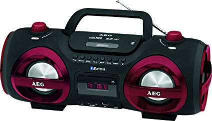 Aeg 400639 Sr 4359 Bt Ghettoblaster Test 2018 2019