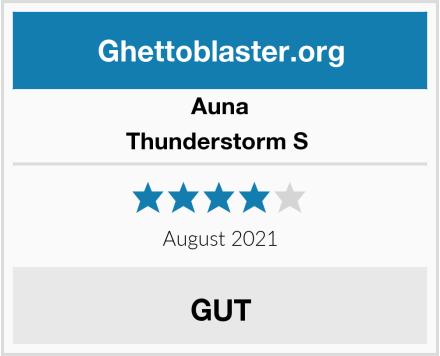 Auna Thunderstorm S  Test