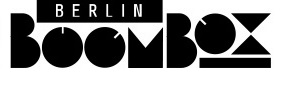 Berlin Boombox Ghettoblaster