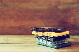 Haben die Kassette und die CD bereits ausgedient?
