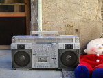 Ghettoblaster defekt – was tun?