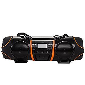 Ghettoblaster mit Radio