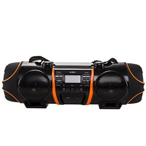Ghettoblaster mit CD-Player