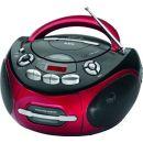 AEG CD-Player und Kassettendeck