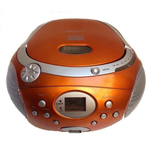 Marquant Tragbarer CD-Player