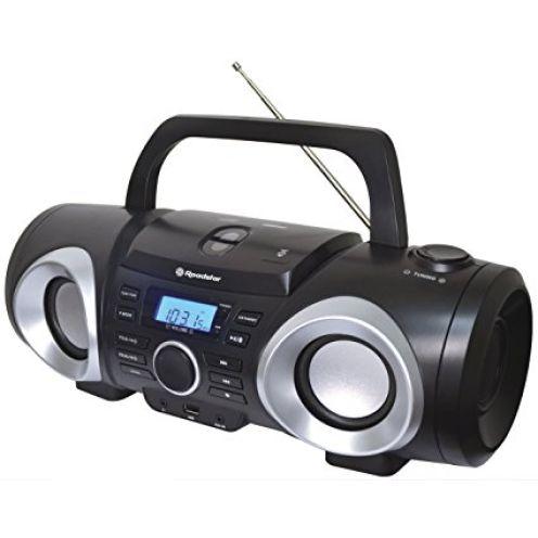 Roadstar CDR-265U schwarz Boombox